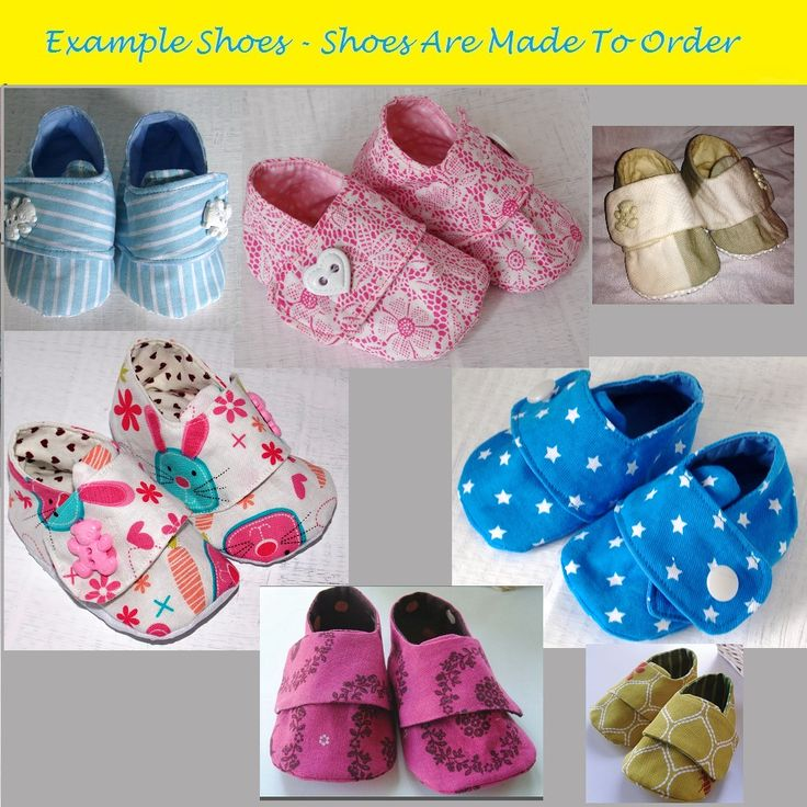 Tiddywinkle Textiles - Custom Baby Shoes - Cameron Baby Sneakers Product