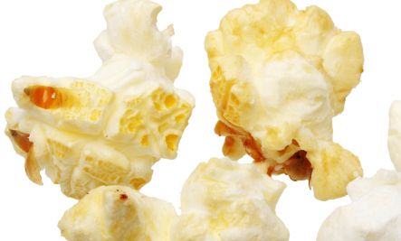 Gonna buy an air popper I think now :o) Studies show that air-ppoed lightly salted popcorn has more antioxidants then some fruits and veggies do!