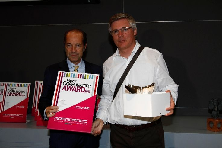 Immagini del premio architettura Best Communicator Award 2013 - Testi Group