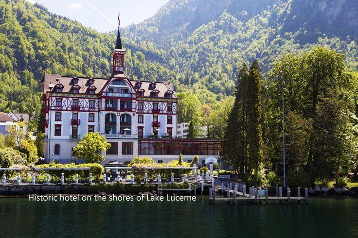 Suisse, Genève, Lac Lucerne (google-Image associée)
