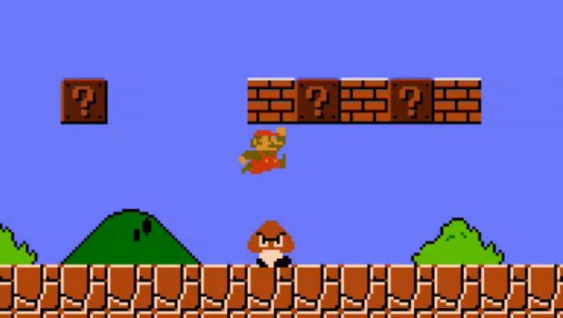 According to the instruction guide included with Super Mario Bros., the koopas turned the inhabitants of the mushroom kingdom into blocks when they invaded, meaning Mario is contributing to the death of thousands in the game. | 19 Things You Probably Didn't Know About Super Mario Bros.