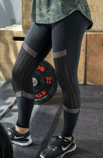 55 stylish fitness gear cute fitness fashion outfits (18)