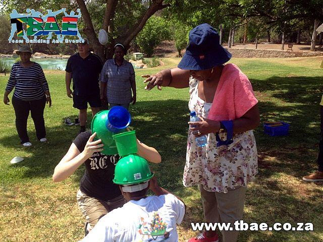 Saab Grintek Corporate Fun Day Team Building Midrand #SaabGrintek #TeamBuilding #TBAE