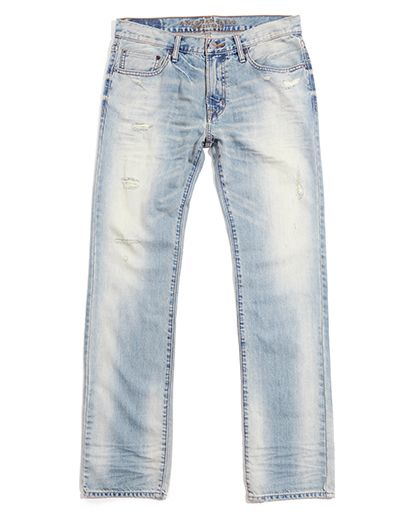 american eagle bleached jeans