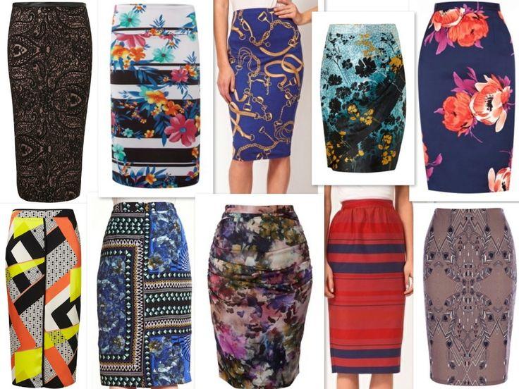 Mintás shortok és szoknyák #fashionfave #skirt #short
