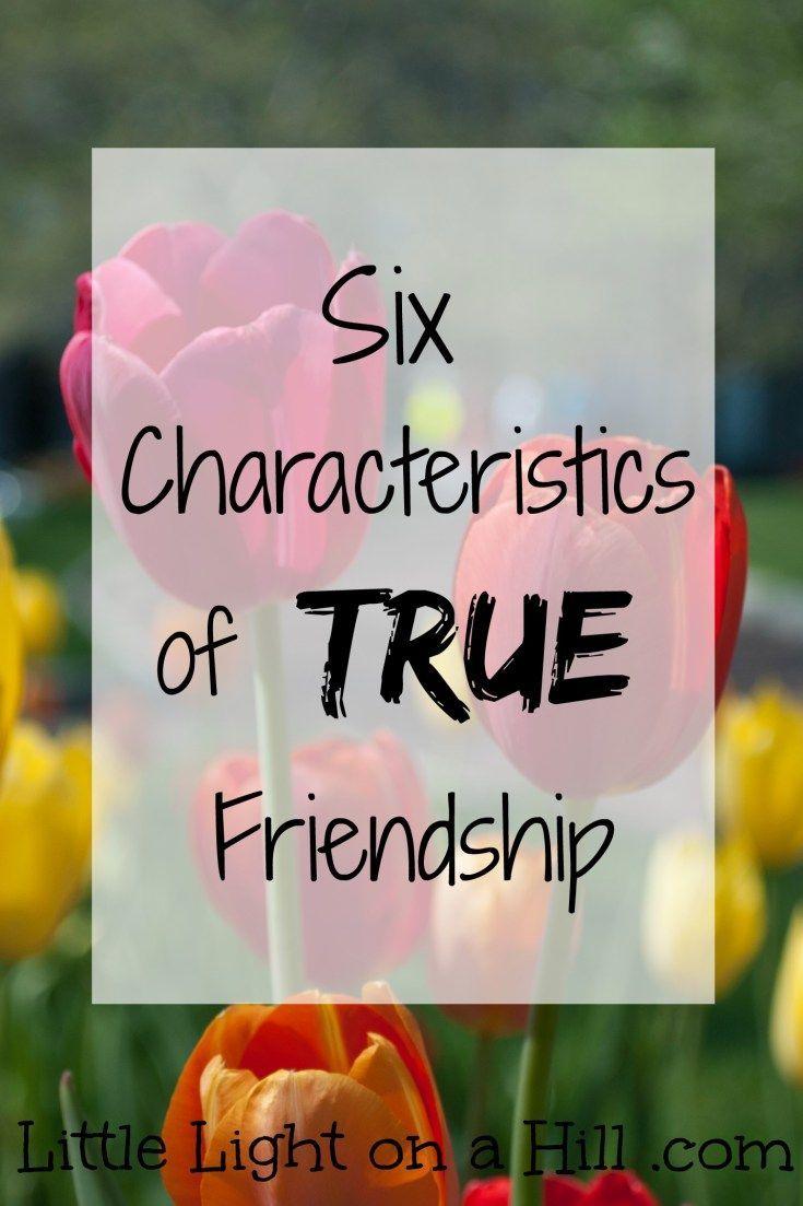 12 Characteristics of a True Christian