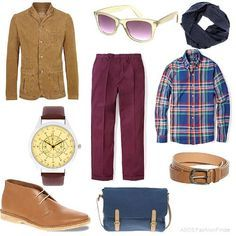 complete men's outfits - Google Search