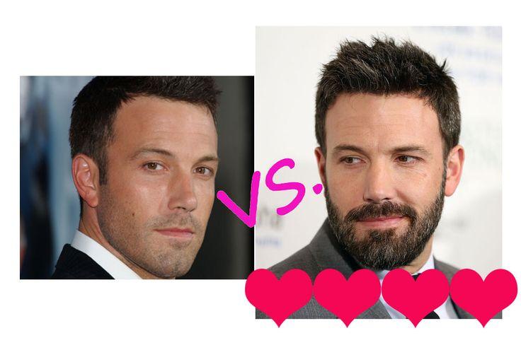 Hicimos una encuesta en nuestro equipo de expertas para descubrir si preferimos a los hombres de esta lista con o sin barba. Son tan guapos que fue difícil