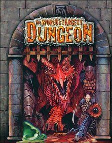 World's Largest Dungeon!
