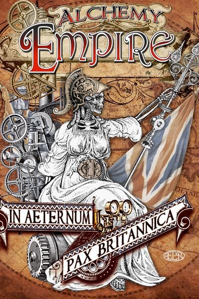 Pax Britannica by Alchemy Gothic | DecalGirl