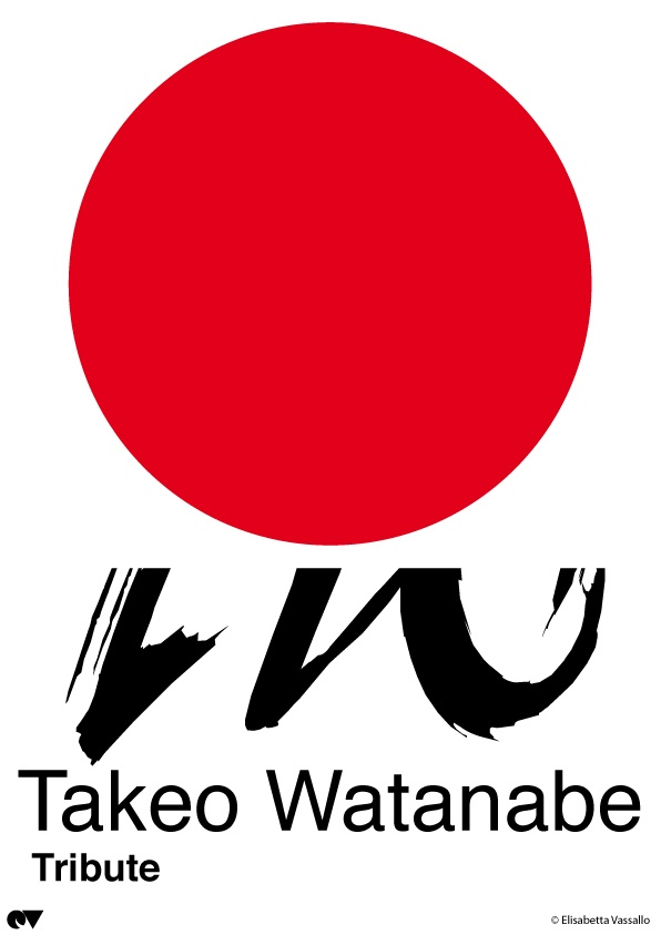 Takeo Watanabe Tribute Elisabetta Vassallo
