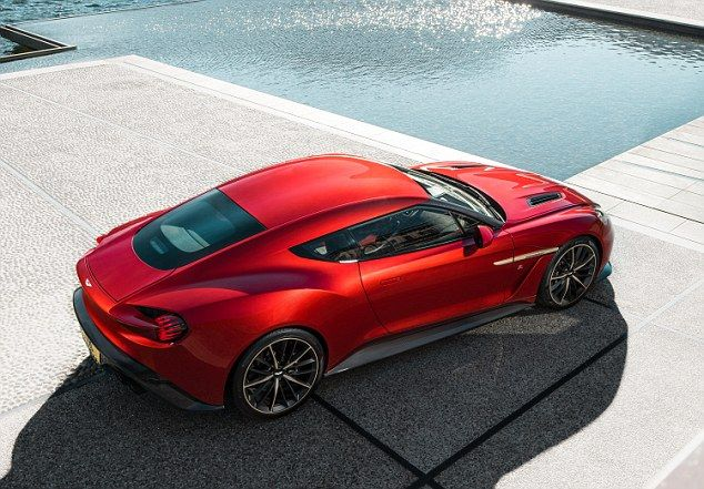 Aston Martin WILL build its £500k Vanquish Zagato and all 99 are sold  #RePin by AT Social Media Marketing - Pinterest Marketing Specialists ATSocialMedia.co.uk