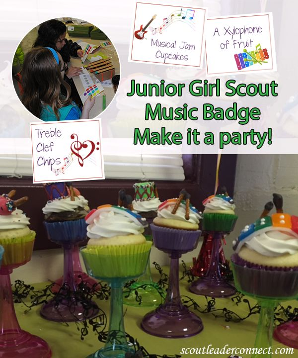 junior girl scout craft ideas the 670 best blogs we images on birthday 6862