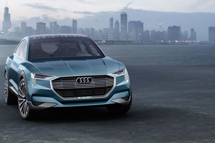 Flow-enhanced design with a drag coefficient of 0.25; a powerful, all-electric e-tron quattro drive with up to 370 kW – Audi is presenting the Audi e-tron quattro concept at the International Motor Show (IAA) 2015 in Frankfurt. The car is the company's statement about the future of electric mobility: It is sporty, efficient and suitable for everyday use.