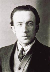 Portrait de Paul ÉLUARD