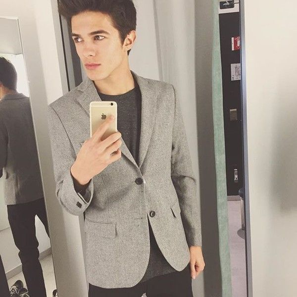 Brent Rivera (@brentrivera) • Instagram photos and videos found on Polyvore featuring polyvore, women's fashion and clothing