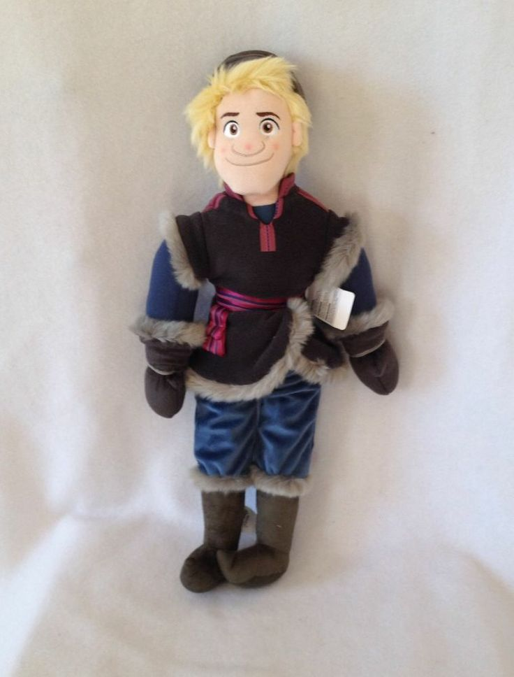 coloring pages frozen kristoff doll - photo#31