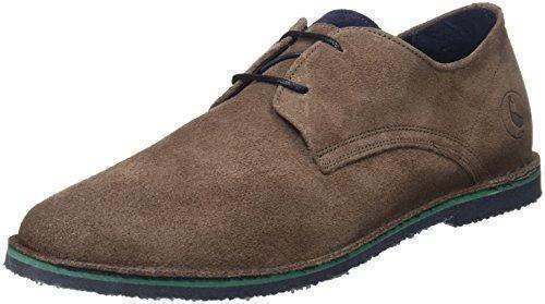 Oferta: 65€ Dto: -5%. Comprar Ofertas de El Ganso Botín Bajo Guerrero Ante Topo - Zapatos de cordones para hombre, color marrón, talla 44 barato. ¡Mira las ofertas!