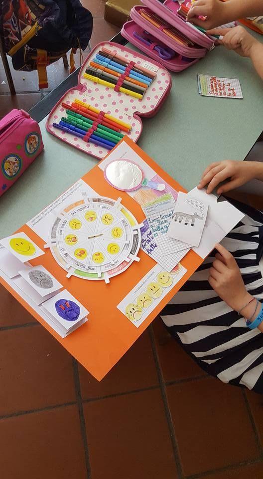 Il Lapbook sulle emozioni è pensato per la classe prima e seconda. Attraverso delle attività artistico-manuali i bambini potranno riflettere sui loro stati d'animo, sull'intensità delle…
