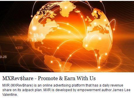 MXRevshare  Indul az MXRevshare , már lehet regizni lehetsz ingyenes is és ez a rész teljesen más !!! Nem mátrixos nem kell  refferálni klasszikus profitmegosztó, de azt tudjuk hogy ez a tulajdonos fizet.... ha kedvet kaptál : http://mxrevshare.com/?r=happyteam