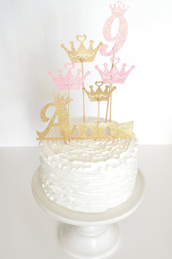 Top 25 ideas about Princess Cake Toppers on Pinterest ...