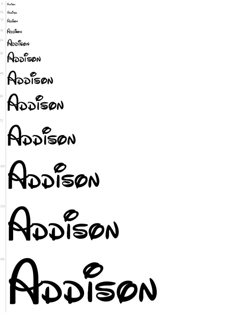 Free Disney Font Template. Enter your own text for a preview!