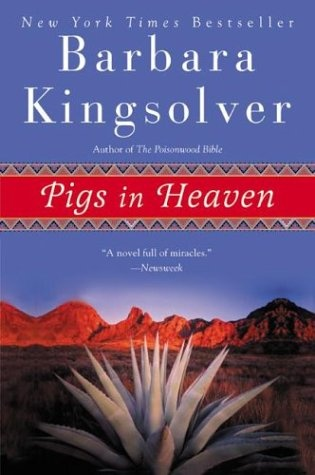 an analysis of events in pigs in heaven by barbara kingsolver Get the summaries, analysis, and quotes you need  welcome to the litcharts  study guide on barbara kingsolver's the poisonwood bible  kingsolver  followed this book with animal dreams (1990), pigs in heaven (1993), and   poisonwood alludes to a great many historical events—too many to name in this  summary.