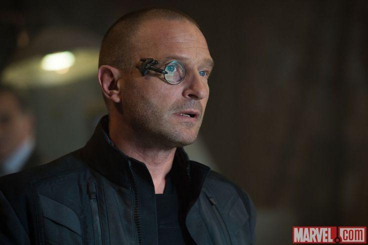 Baron Strucker (Thomas Kretschmann) ponders in Marvel's 'Avengers: Age of Ultron,' hitting theaters May 1. Get tickets: http://Fandango.com/Avengers