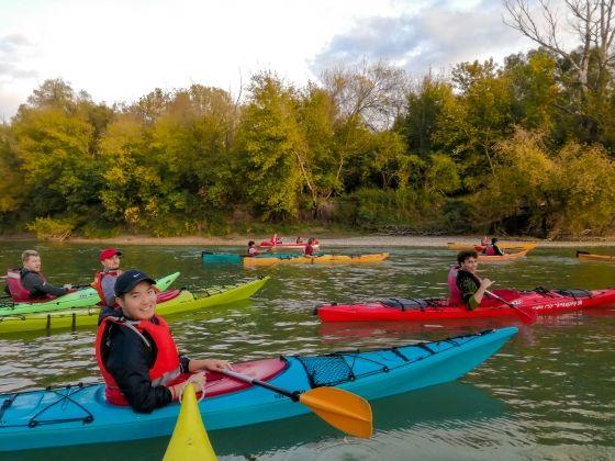 Outdoor Club - Kayaking