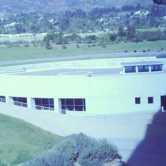 Helipuerto Hospital Militar.
