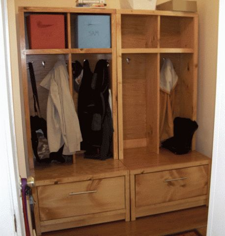 Braden Entryway Hutch Top Cubbies With Plans This Old