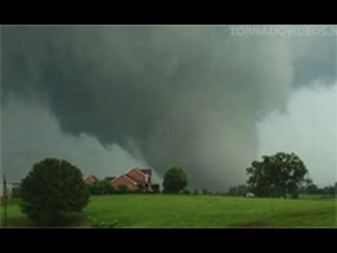 Video of four violent wedge tornadoes from different supercells in eastern Mississippi into Alabama, including the EF-5 that occurred near Philadelphia, Mississippi, as well as the birth of the Tuscaloosa tornado