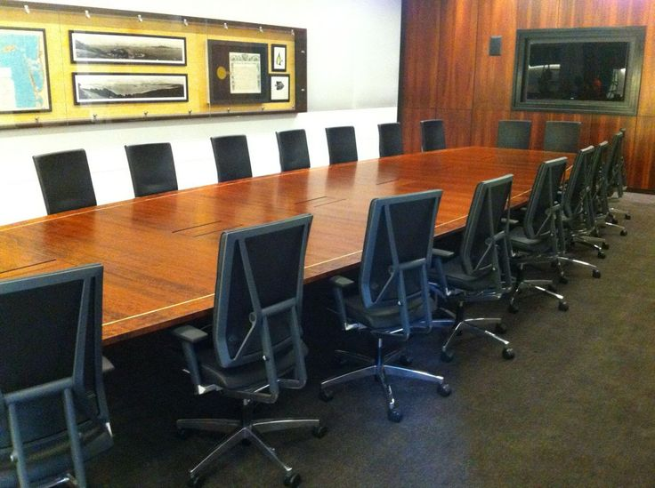 SCOPE task chairs by Burgtec