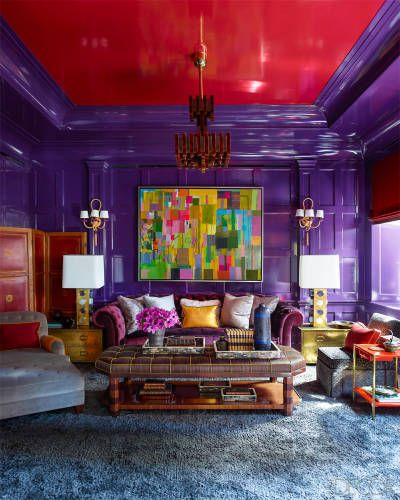 1000 Ideas About Purple Ceiling On Pinterest Movie Rooms Movie Theater Ro