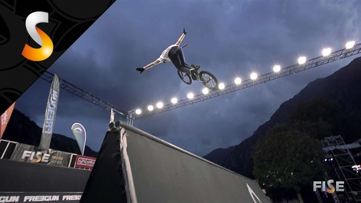 BEST OF - FISE World Andorra 2014 - Official [HD]