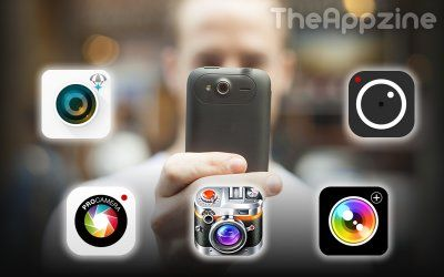 5 Best Camera replacement apps on iOS | TheAppzine 2015