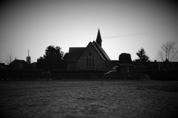 One of the two Mildenhall Churches here in town:) Mildenhall, UK