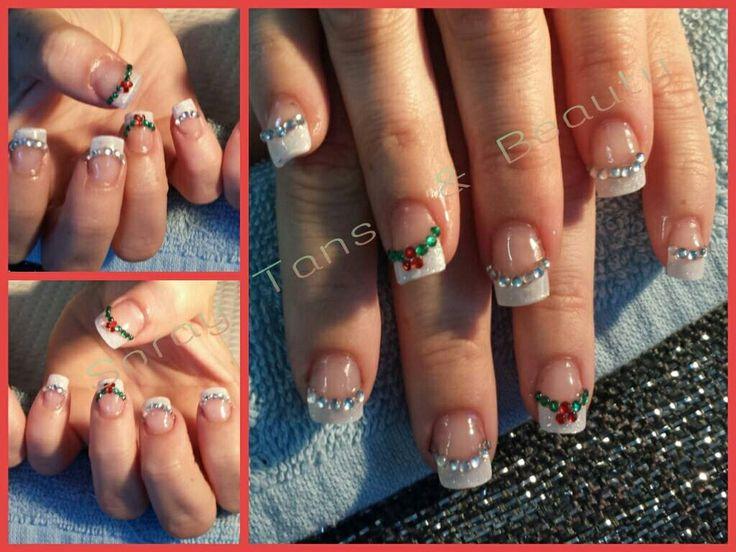 Xmas Nails 13