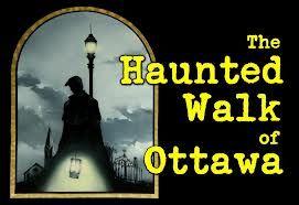 Faire une visite d'Ottawa la nuit avec le Haunted Walk