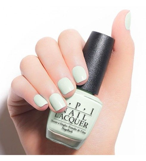 This Cost Me a Mint - Greens - Shades - Nail Lacquer | OPI UK £12.50