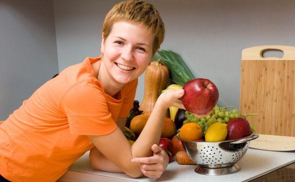 A lúgos kémhatású ételek megakadályozzák a csontok további kalciumvesztését