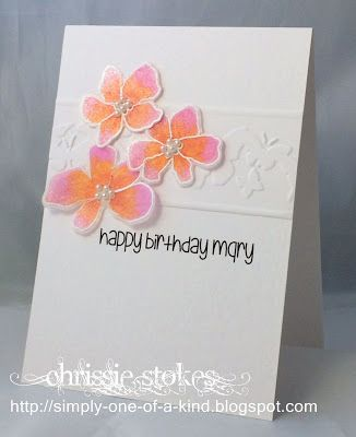 watermarked paper made