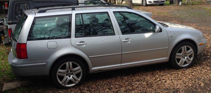 eBay: 2002 Volkswagen Jetta 2002 Volkswagen Jetta GLS VR6 Wagon 100K on rebuild Leather 5 speed #carparts #carrepair