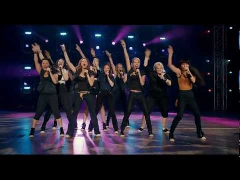 Pitch Perfect #trailer - my excitement for this #movie cannot be quantified.