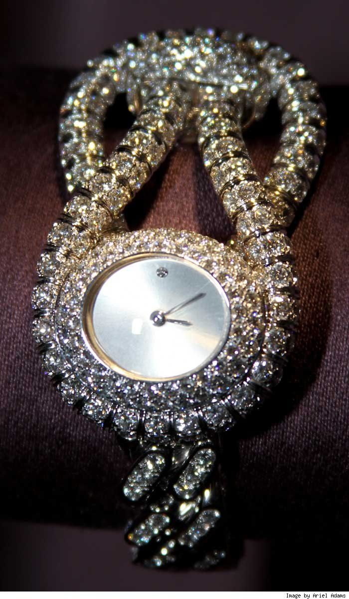 Cartier Jewelry | 2011 Cartier jewelry watches (Photos) - Luxist