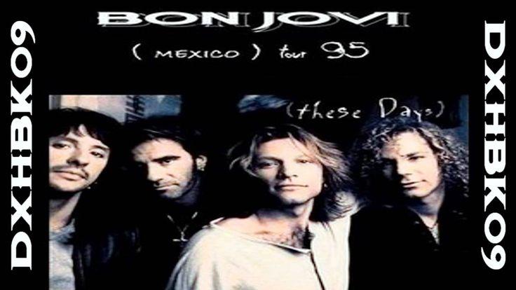 Bon Jovi - Someday I'll Be Saturday Night - Live in México 1995 (solo audio)