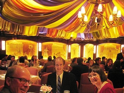 """Le Cirque included in """"A Las Vegas Food Critic Tells Us The 7 Best Restaurants For High Rollers""""   Matthew Kassel 