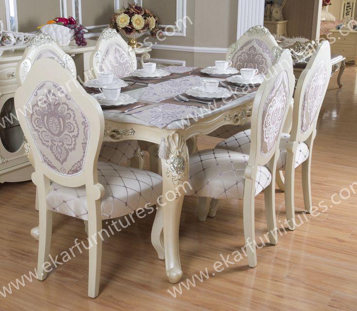 piédestal Rectangle classique italien de salle à manger en marbre table à manger, View table à manger en marbre, Ekar Détails sur le produit de Shenzhen Ekar Furniture Co., Ltd sur Alibaba.com