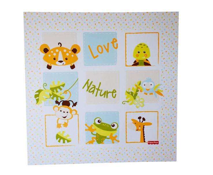 The Fisher Price Animals of the Rainforest Splash Mat has a colourful and playful design which protects your floors and surfaces from any spills. http://www.babysecurity.co.uk/fisher-price-animals-of-the-rainforest-splash-mat.html