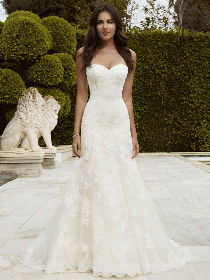 16 best Wedding - Gowns - Enzoani images on Pinterest | Short ...